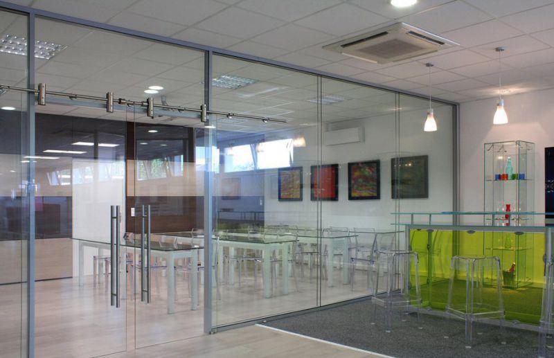 Cloison vitr e int rieure coulissante 20170926080901 for Cloison vitree interieure prix